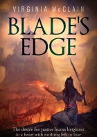 Blades Edge by Virginia McClain – SPFBO #5 Finals Review