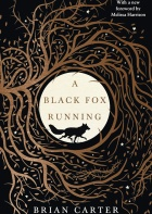 A Black Fox Running by Brian Carter