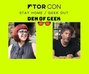 TorCon 2020: V. E. Schwab & Neil Gaiman