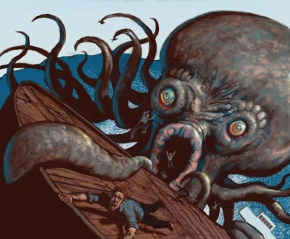 They Came from Beneath the Sea! – Role-playing Game Review