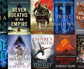 Fantasy-Faction's Most Anticipated Books of 2021