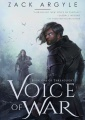 Voice of War by Zack Argyle – SPFBO #6 Finals Review