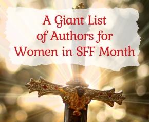 Big List of Julia's Favourite Amazing Female SFF Authors