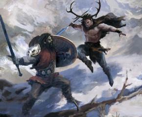Horns of the Hunter by Frank Dorrian