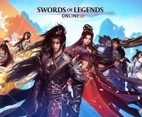 Swords of Legends Online – MMO Review