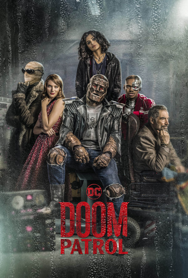 Doom Patrol (poster)