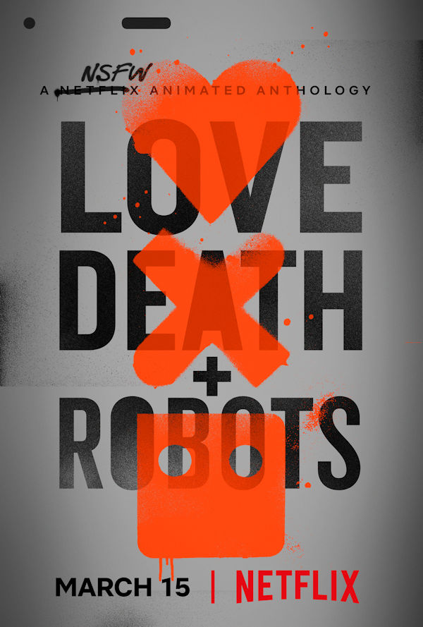 Love, Death and Robots (poster)