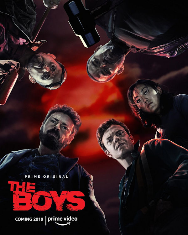 The Boys (poster)
