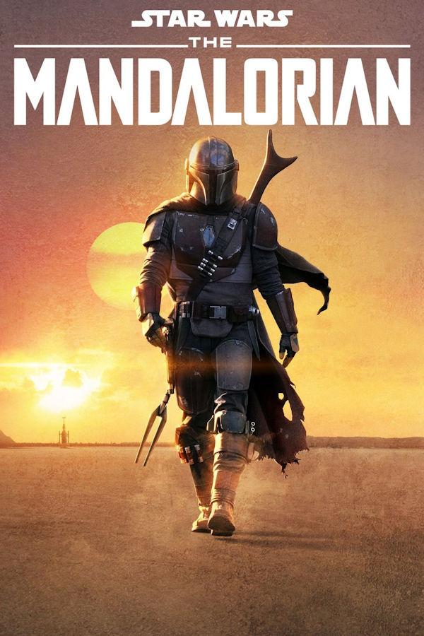 The Mandalorian (poster)