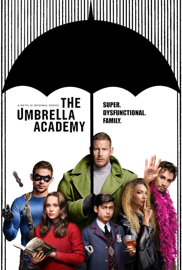 The Umbrella Academy (poster)
