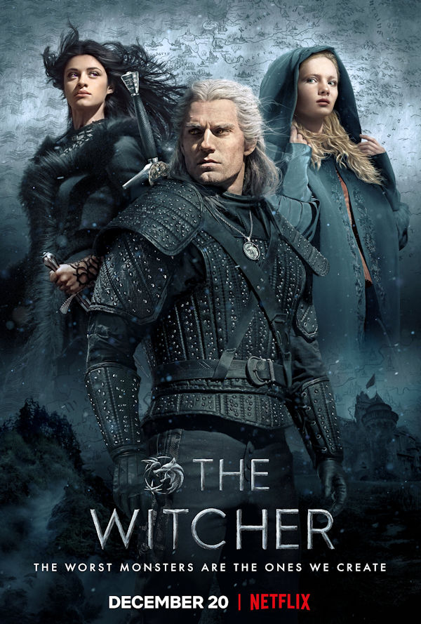 The Witcher (poster)