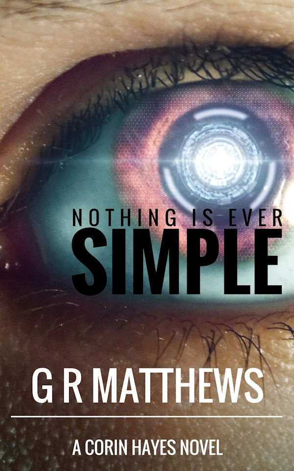 Nothing Is Ever Simple (cover)