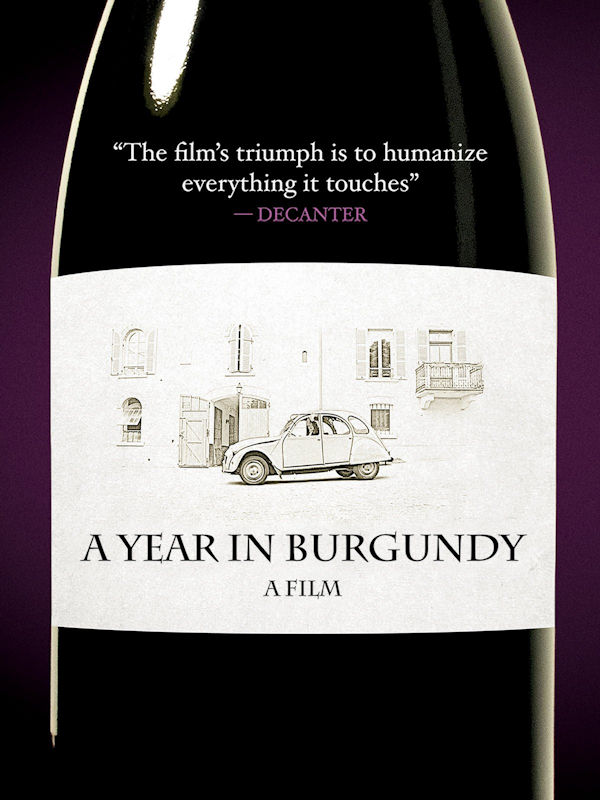 A Year In Burgundy (poster)