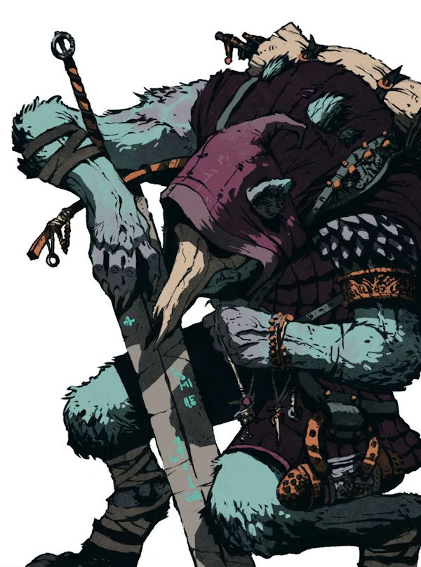 Deadwalker Gnoll