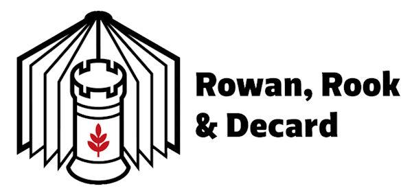 Rowan, Rook and Decard (logo)