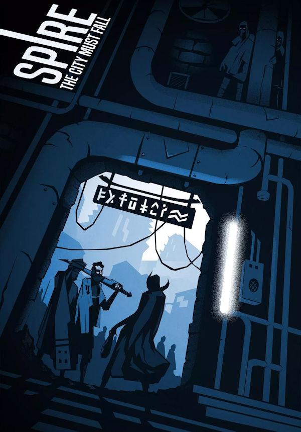 Spire (core book cover)