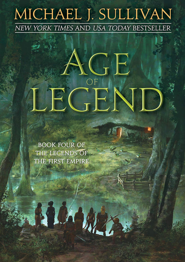 Age of Legend (cover)