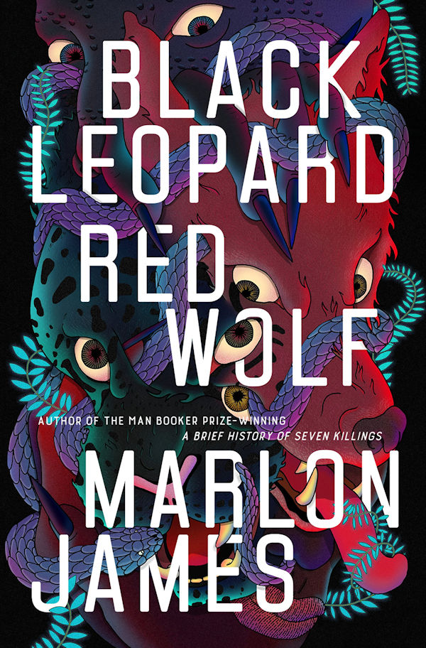 Black Leopard, Red Wolf (cover)