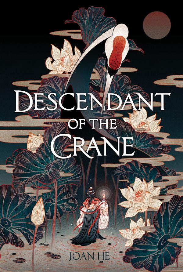 Descendant of the Crane (cover)