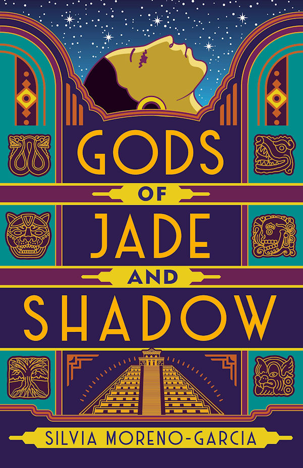 Gods of Jade and Shadow (cover)