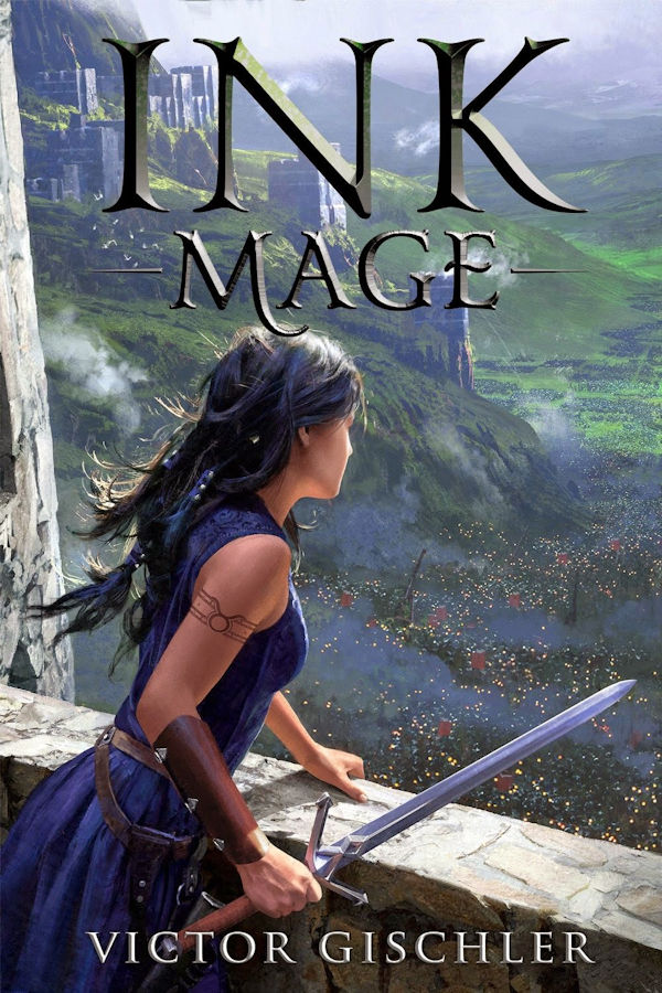 Ink Mage (cover)