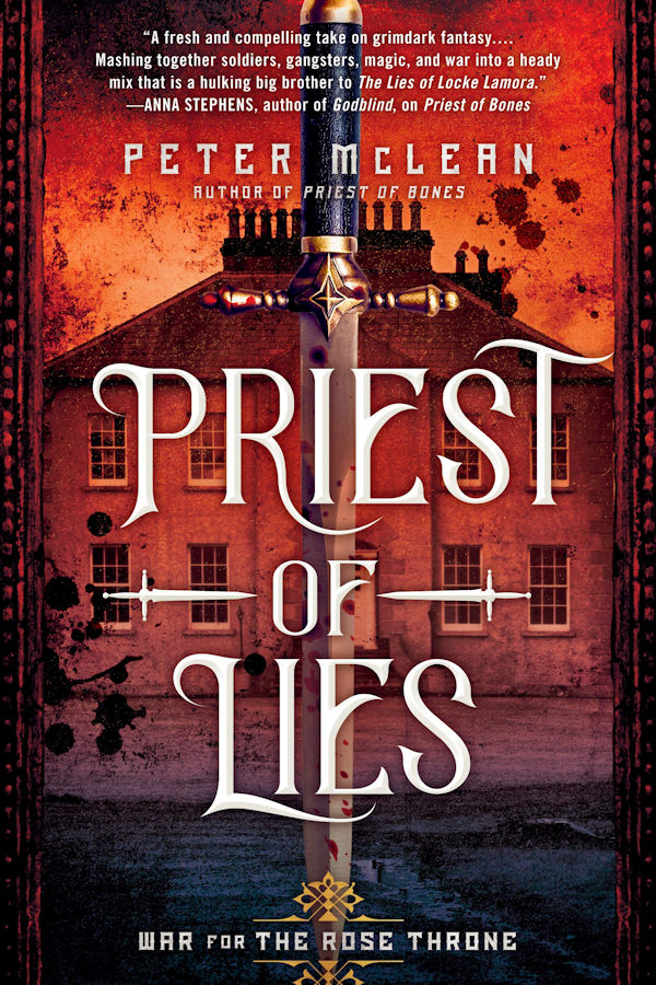 Priest of Lies (cover)