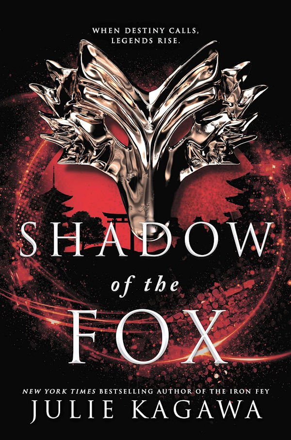 Shadow of the Fox (cover)