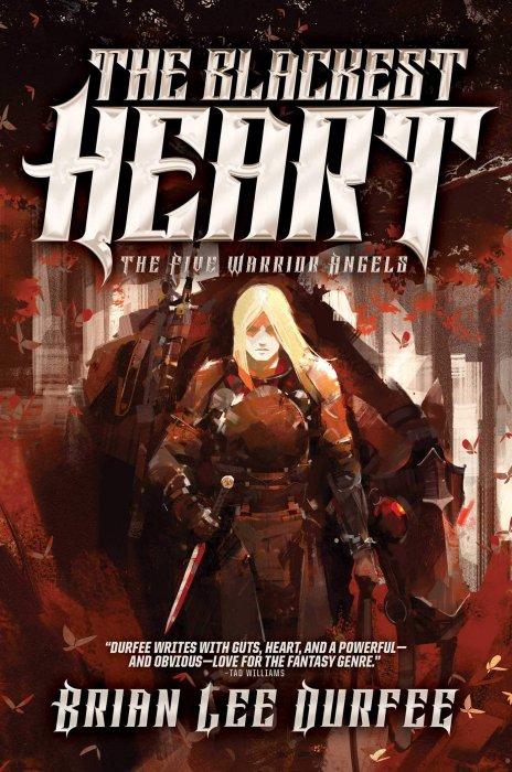 The Blackest Heart (cover)