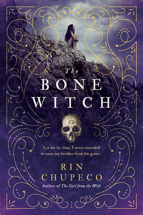 The Bone Witch (cover)
