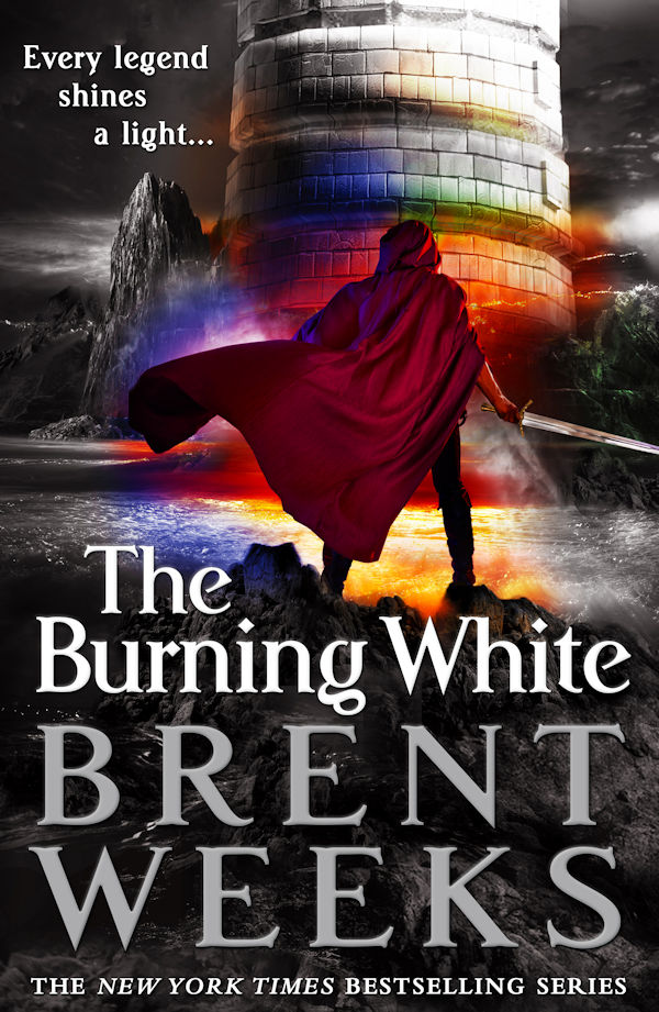 The Burning White (cover)