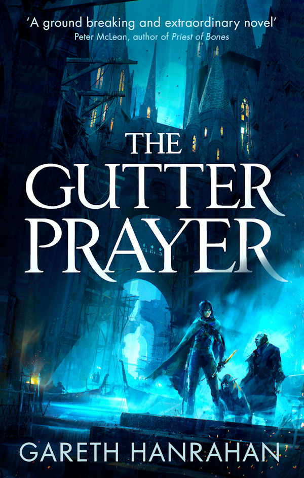 The Gutter Prayer (cover)