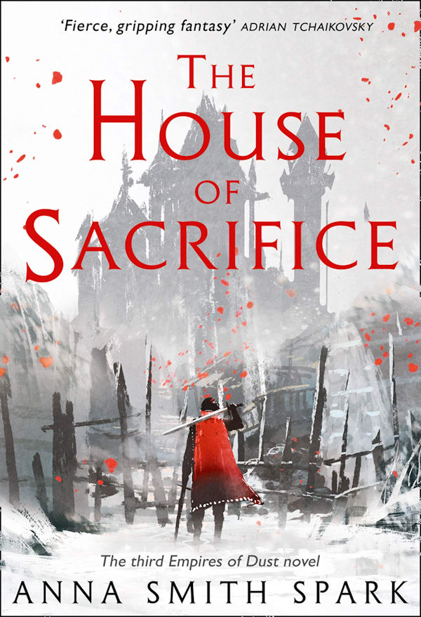 The House of Sacrifice (cover)
