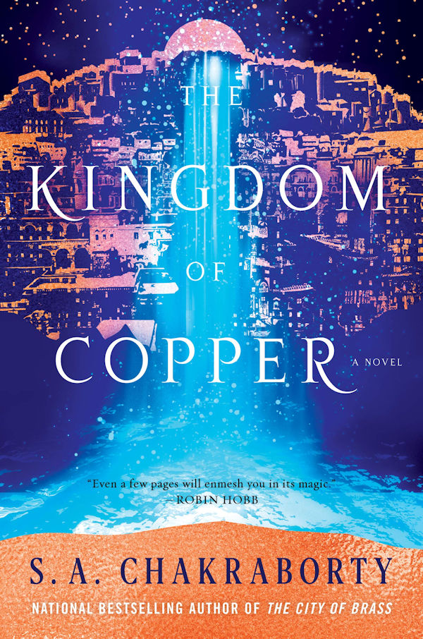 The Kingdom of Copper (cover)