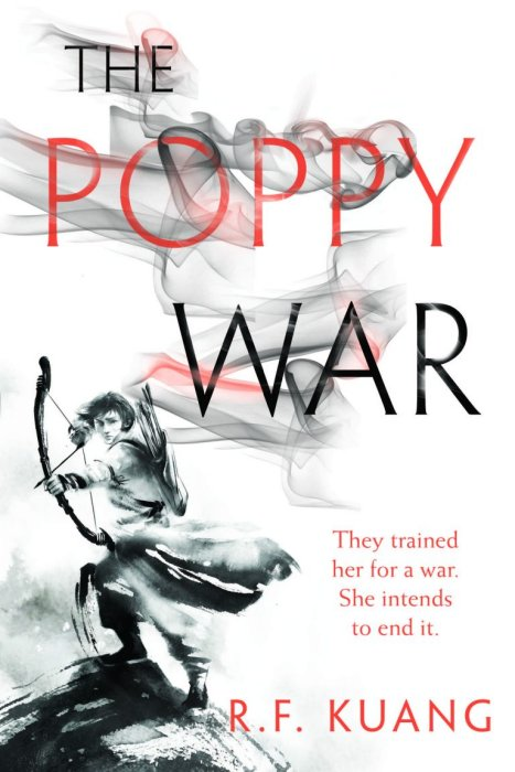 The Poppy War (cover)