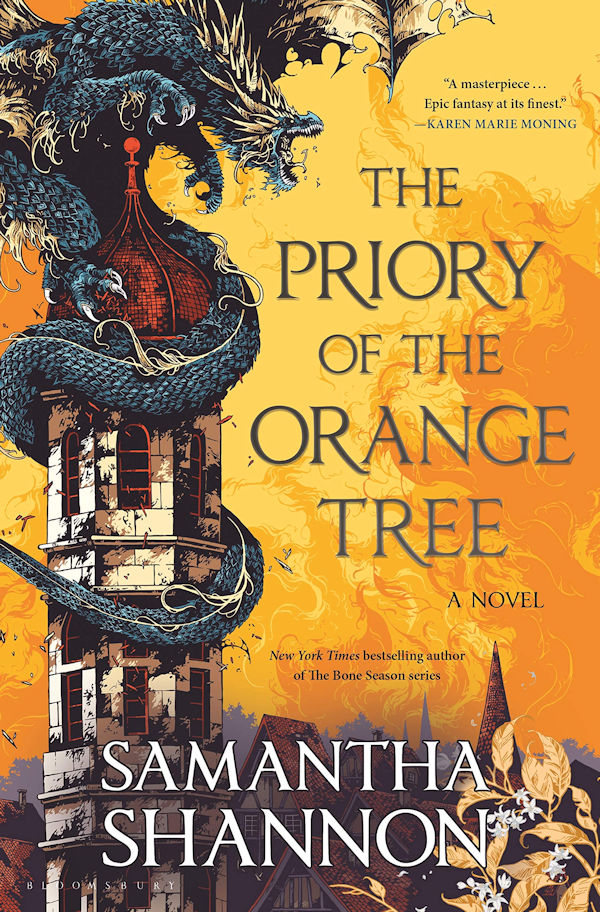 The Priory of the Orange Tree (cover)