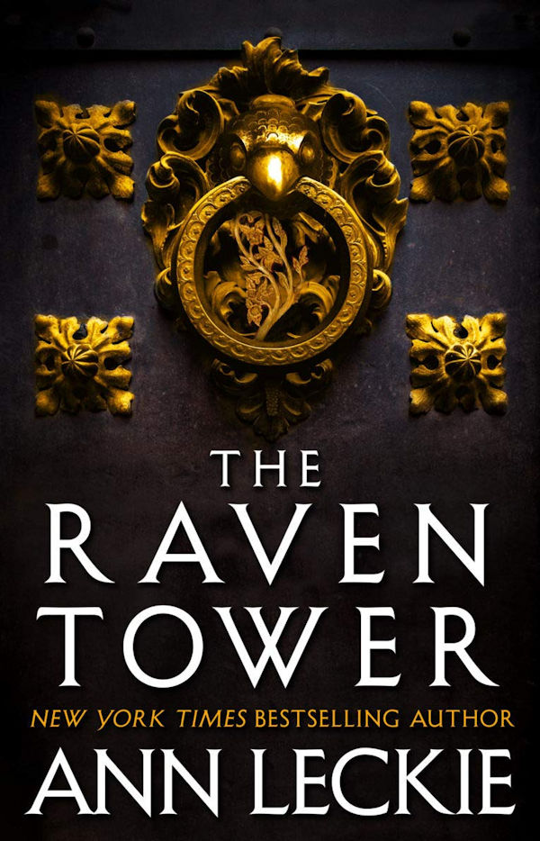 The Raven Tower (cover)