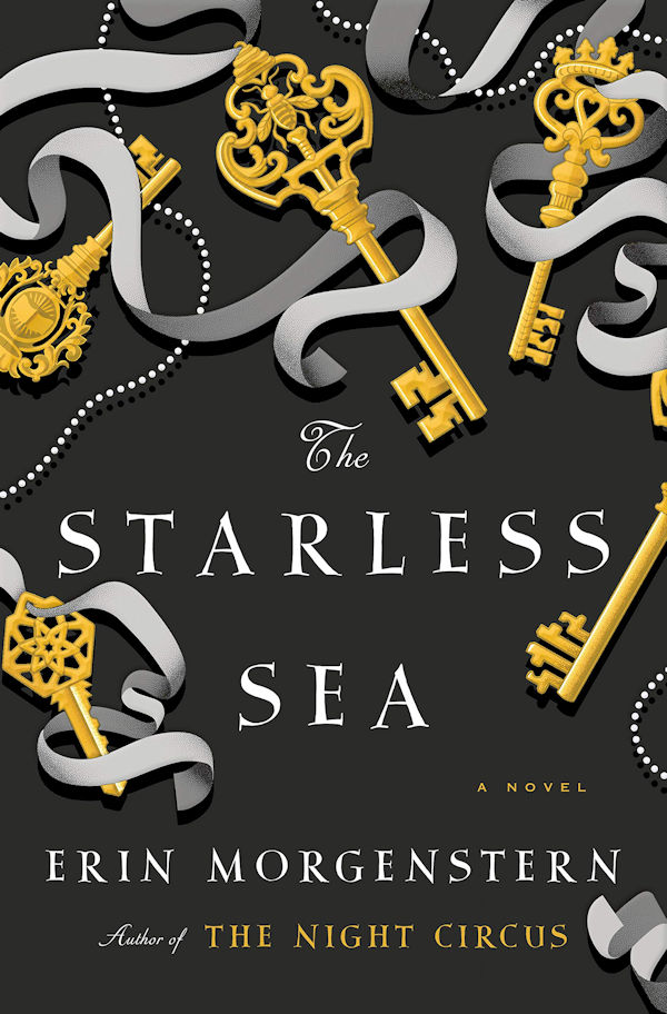 The Starless Sea (cover)
