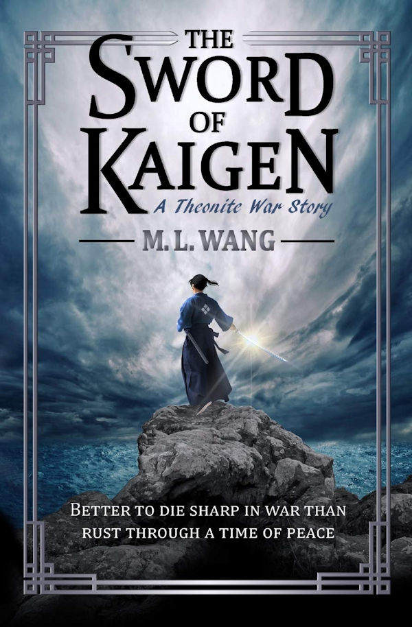 The Sword of Kaigen (cover)