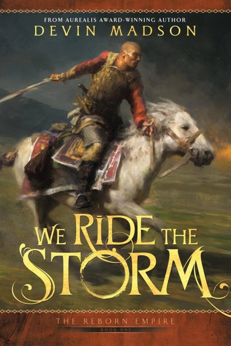 We Ride the Storm (cover large)