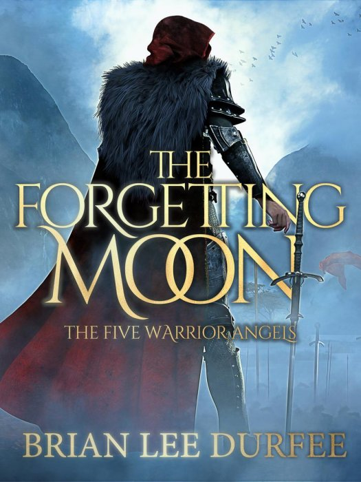 The Forgetting Moon (cover 2)