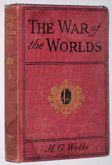 War of the Worlds (cover 1)