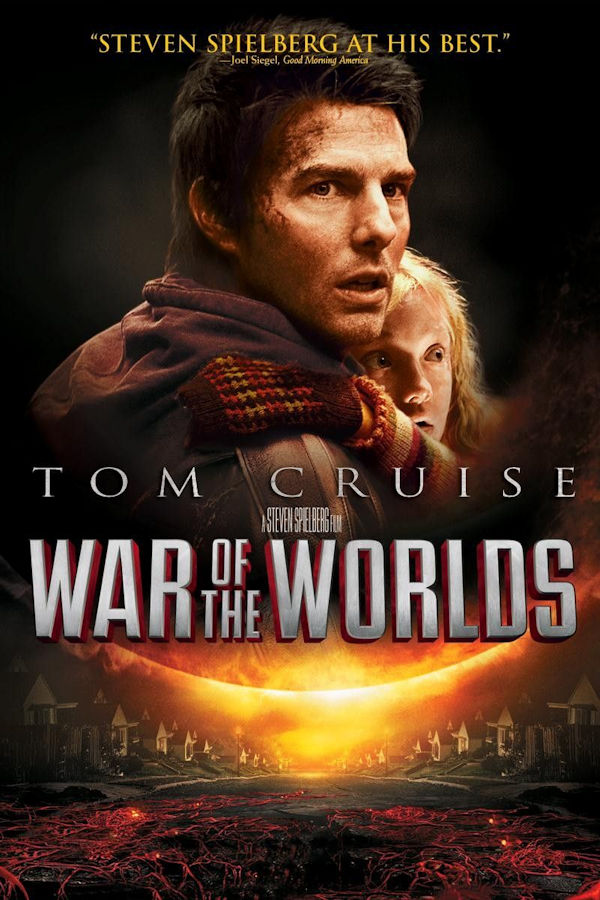 War of the Worlds (poster 2005)