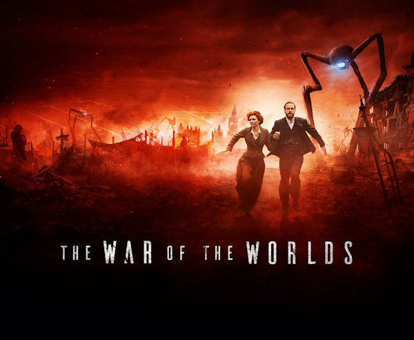 War of the Worlds (poster BBC)