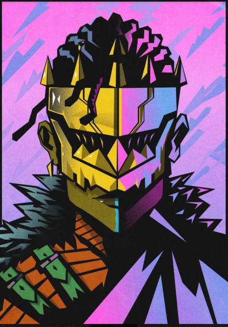 Aelfir Mask