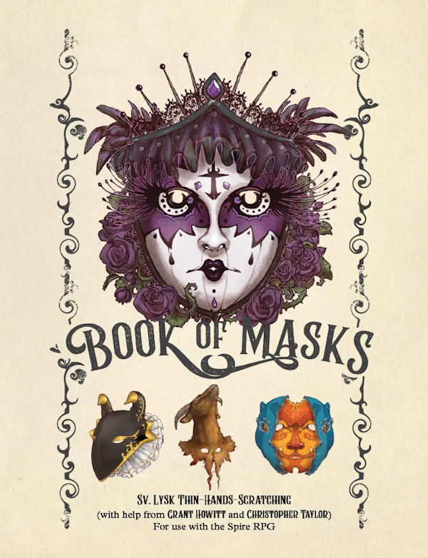 Book of Masks (cover)