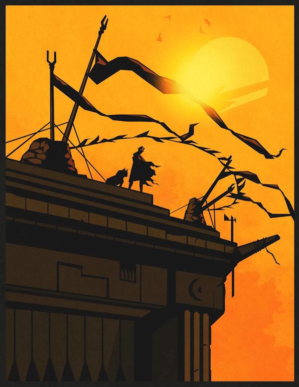 Eidolon Sky (cover art)