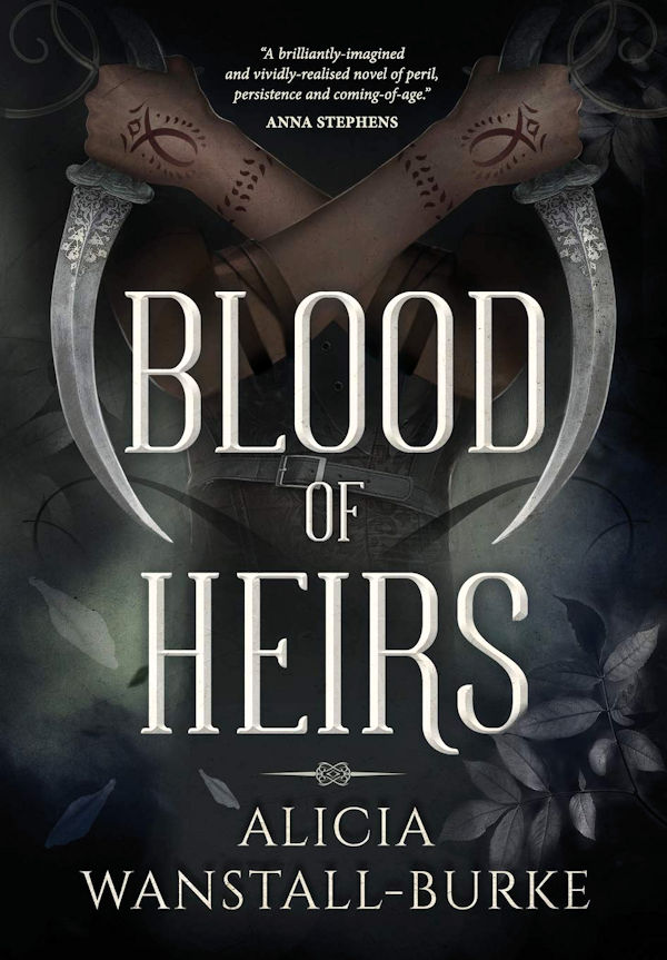 Blood of Heirs (cover)