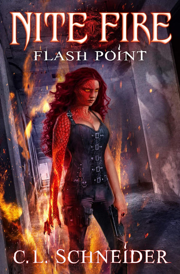 Flash Point (cover)