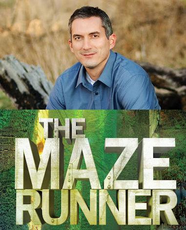 James Dashner - The Maze Runner