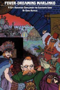 Fever Dreaming Marlinko (cover)